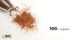 We Are 100% Organic