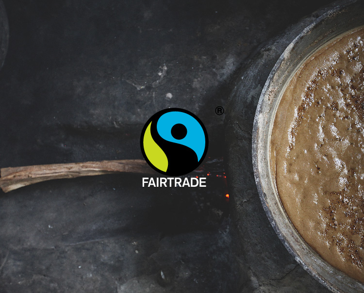 We are FAIRTRADE Certified!