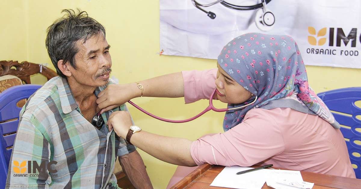 Free medical Check Up For Farmers