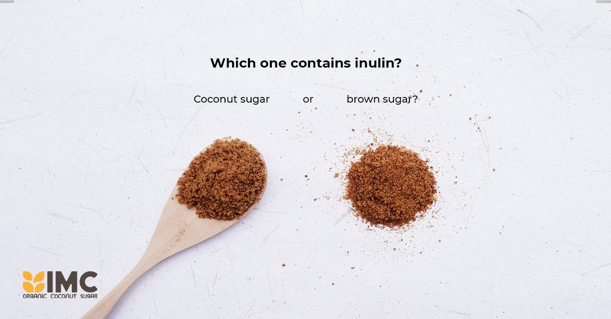 Natural Sweetener That Contains Inulin