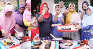 Cooking Activity With Farmers Wives