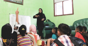 Tuition Classes for Farmer's Children