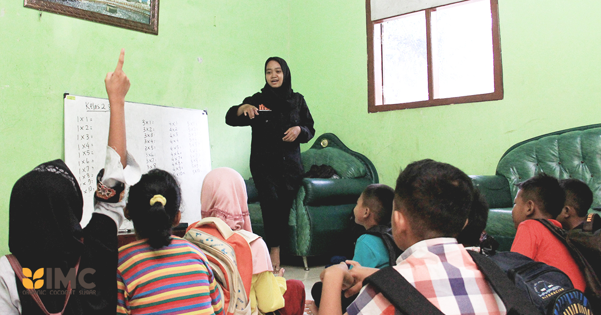 Tuition Classes for Farmer's Children