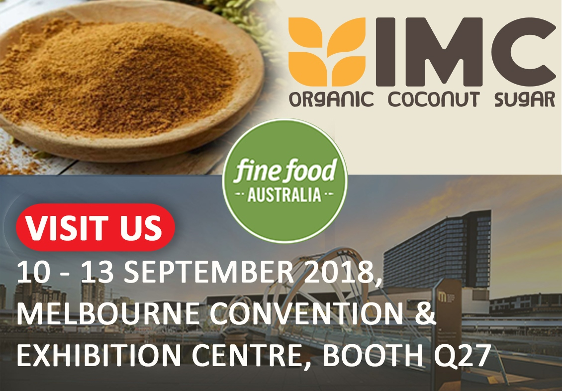IMC goes to Fine Food Australia 2018